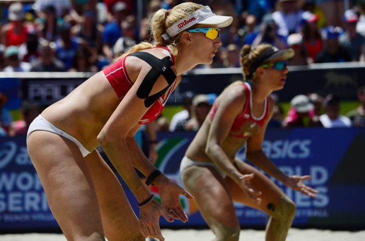 Kerri Walsh & April Ross