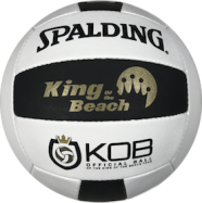 Spalding King of the Beach Volleyball