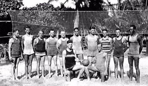Beach Volleyball History And Milestones