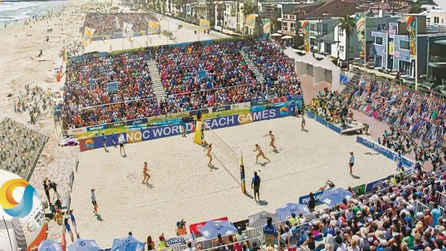 World Beach Games gear up for 2019 in Mission Beach