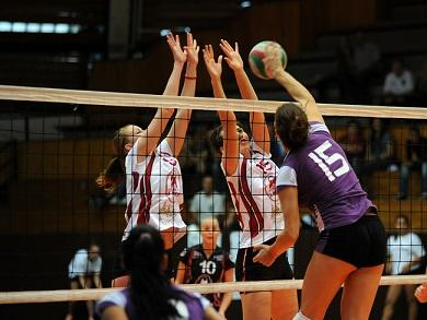 Training Volleyball Systems for Explosive Volleyball