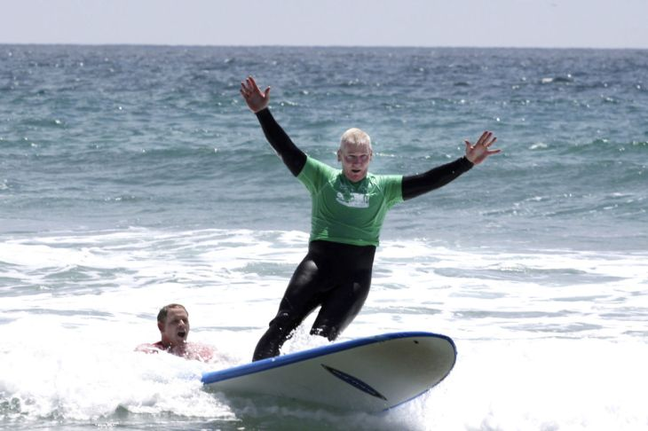 Navy investigates surfing as a way to counteract PTSD