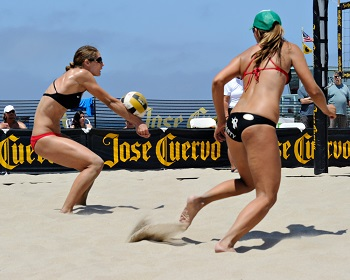 Complete Conditioning for Volleyball Workouts and Training for Sport