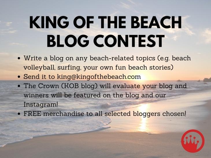 KOB Blog Contest