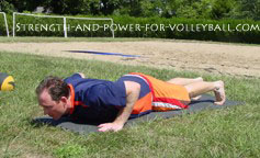 Volleyball Workouts Multi-joint Exercises for Volleyball