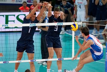 Volleyball Spike Approach Timing Learning How to Time Your Volleyball Spike