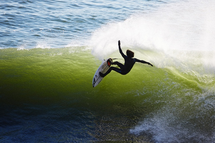 A Look at the Surfers of NYC