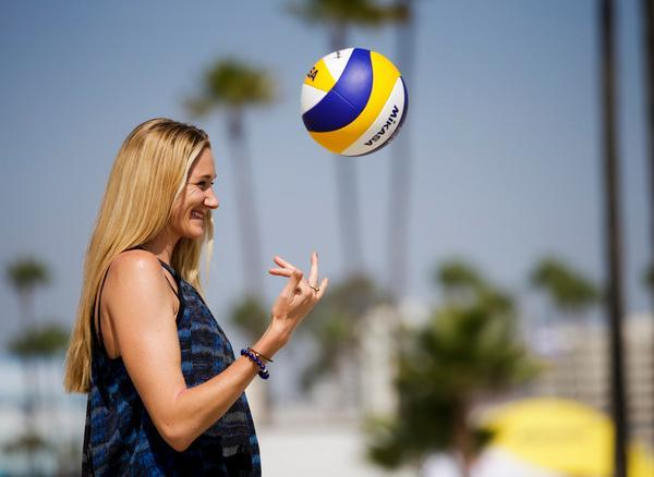 Wait'll You See What Beach Volleyball Icon Kerri Walsh Jennings Is Launching Now