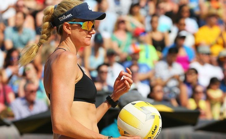 Kerri Walsh Jennings Wants to Disrupt Beach Volleyball with New Tour